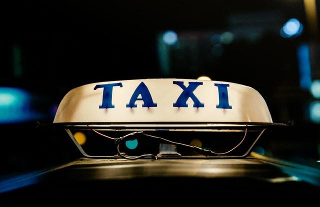 taxi,veilig alternatief om op uw bestemming te komen